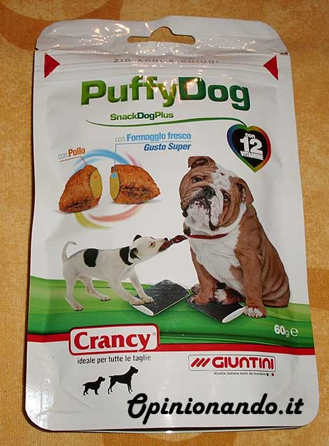 Crancy Puffy Dog Recensione