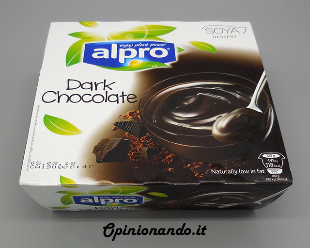 Alpro Dark Chocolate