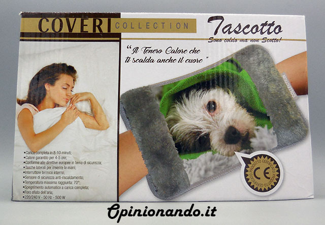 Coveri Collection Tascotto Confezione