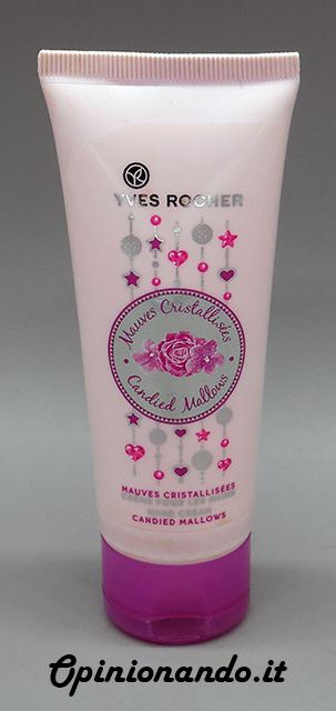 Yves Rocher Candied Mallows Crema Mani